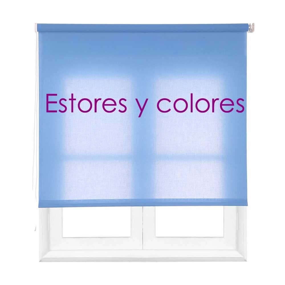 Estores y colores de tu habitaci n - Estores de colores ...