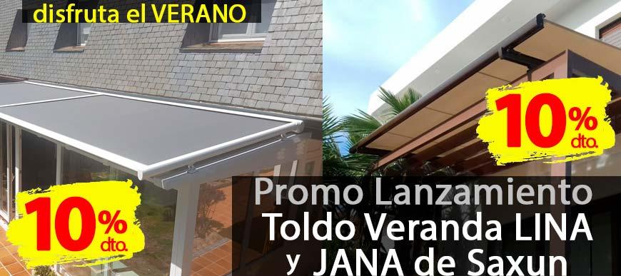 promo toldos veranda