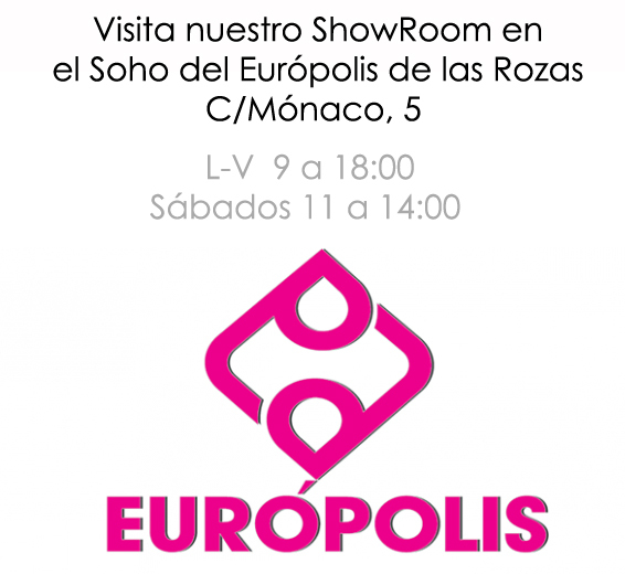 Horario Showroom